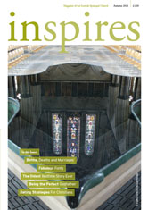 inspires Autumn 2013 cover